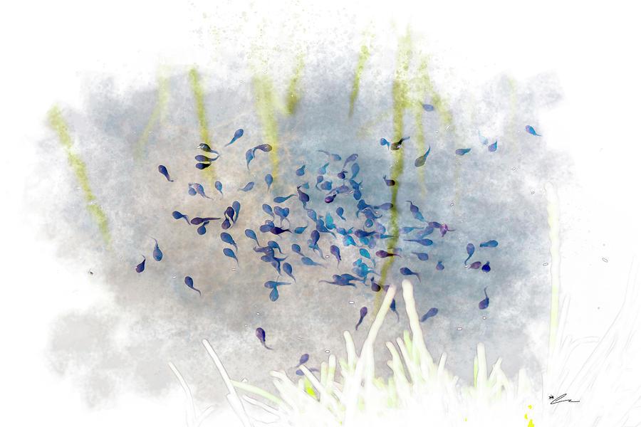 Springtime wigglers by Starsphinx