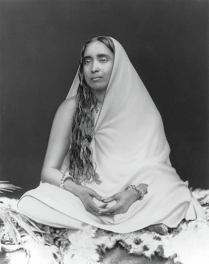Sri Sarada Devi by Mr Harrington