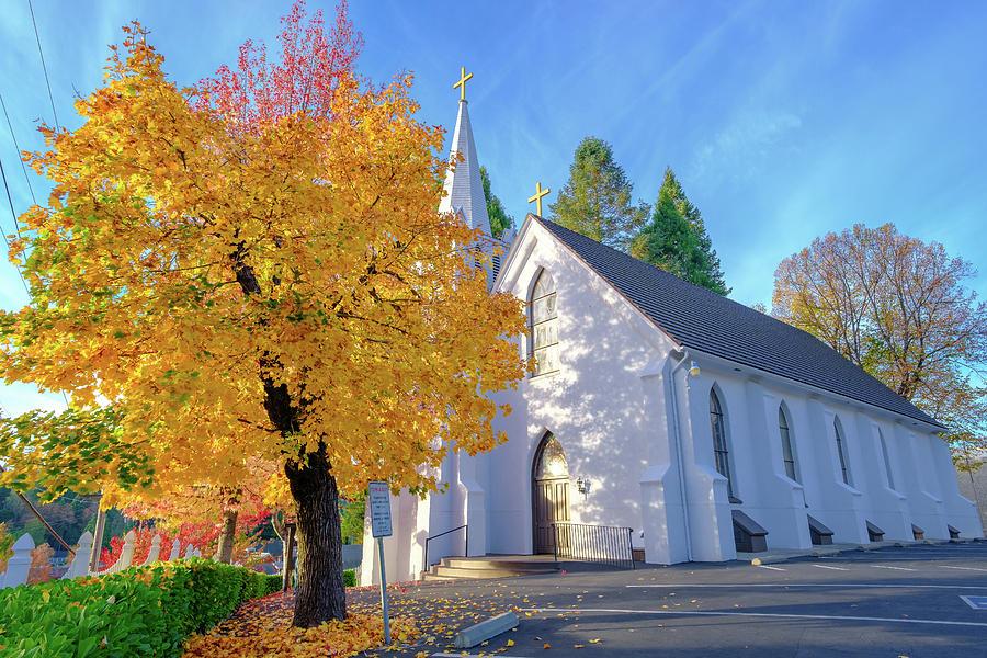 St. Canice Church by Robin Mayoff