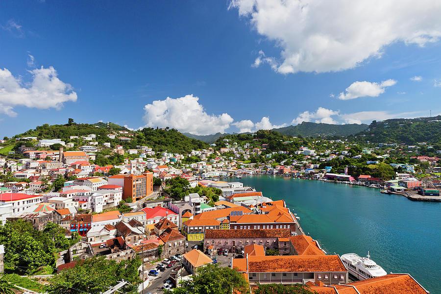 St. Georges, Grenada W.i Photograph by Flavio Vallenari