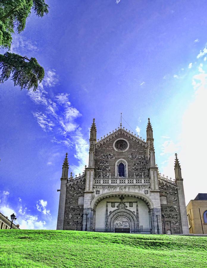 St. Jerome The Royal Church - Madrid Photograph