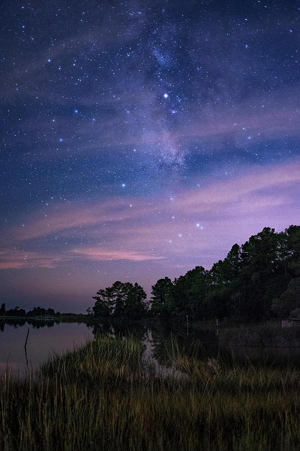 St Johns Creek Blues by Robert Fawcett