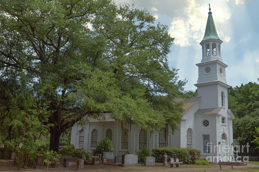 St John's Parish Church by Dale Powell