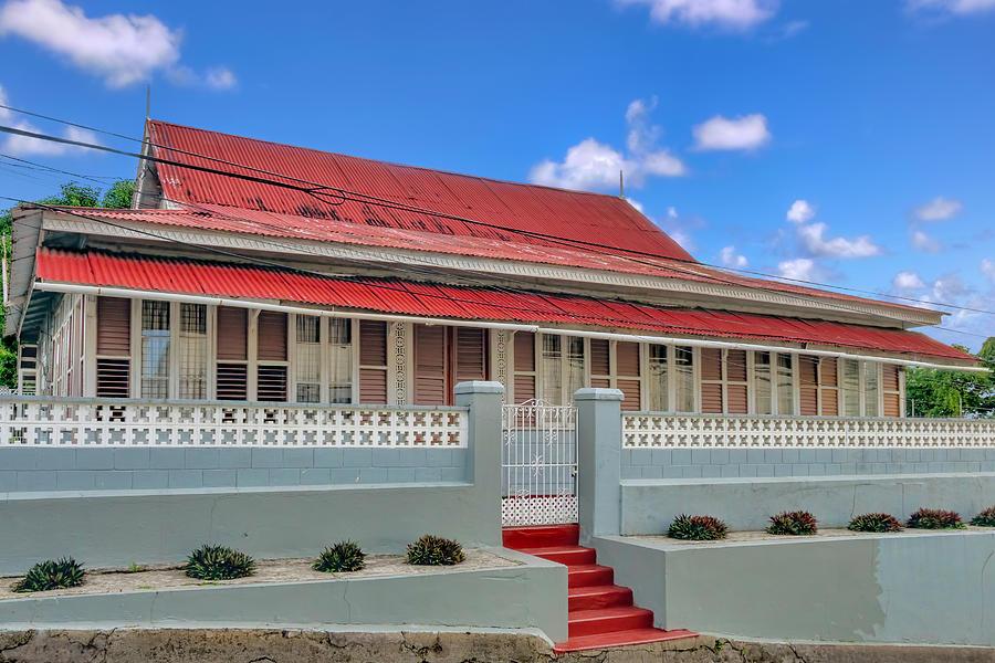 St Joseph House by Nadia Sanowar