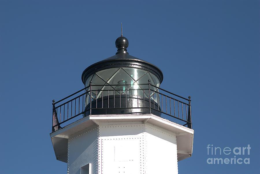 St Joseph North Pier Lighthouse 4 by Steve Edwards