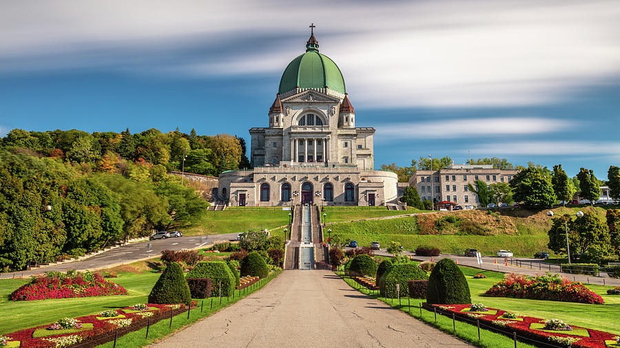 St Joseph Oratory of Mount Royal by Pierre Leclerc Photography