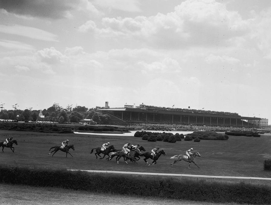 St Jude Race Photograph by Bert Morgan