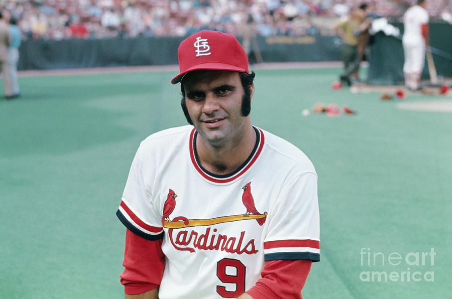 St. Louis Cardinals Player Joe Torre Photograph by Bettmann