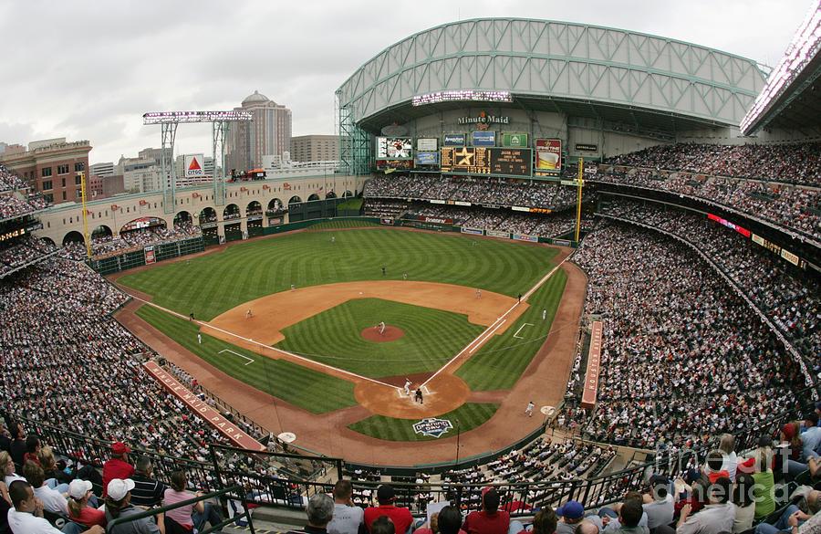 St. Louis Cardinals V Houston Astros Photograph by Ronald Martinez