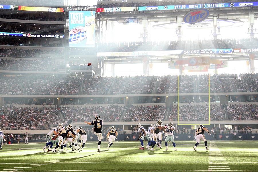 St. Louis Rams V Dallas Cowboys Photograph by Layne Murdoch