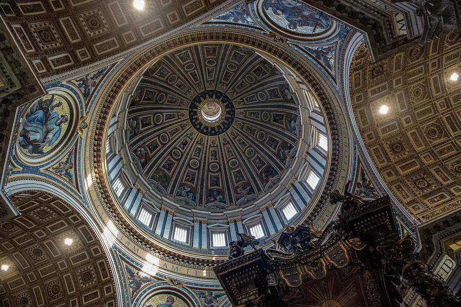 Church Photograph - St. Mark by Joseph Yarbrough