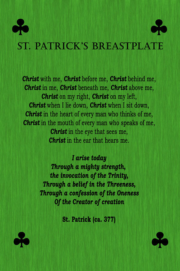 St. Patrick's Breastplate by Marlin and Laura Hum