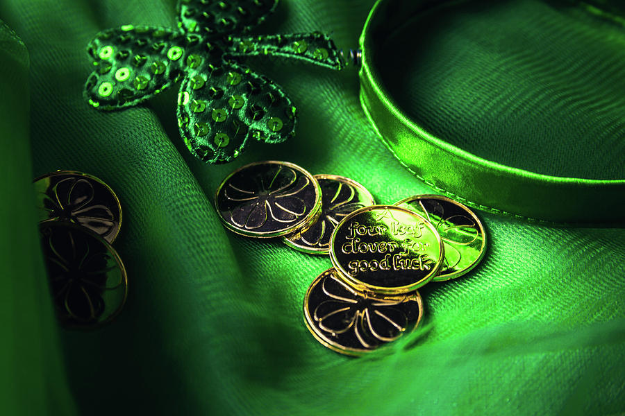 St Patrick's Day by Jeanette Fellows