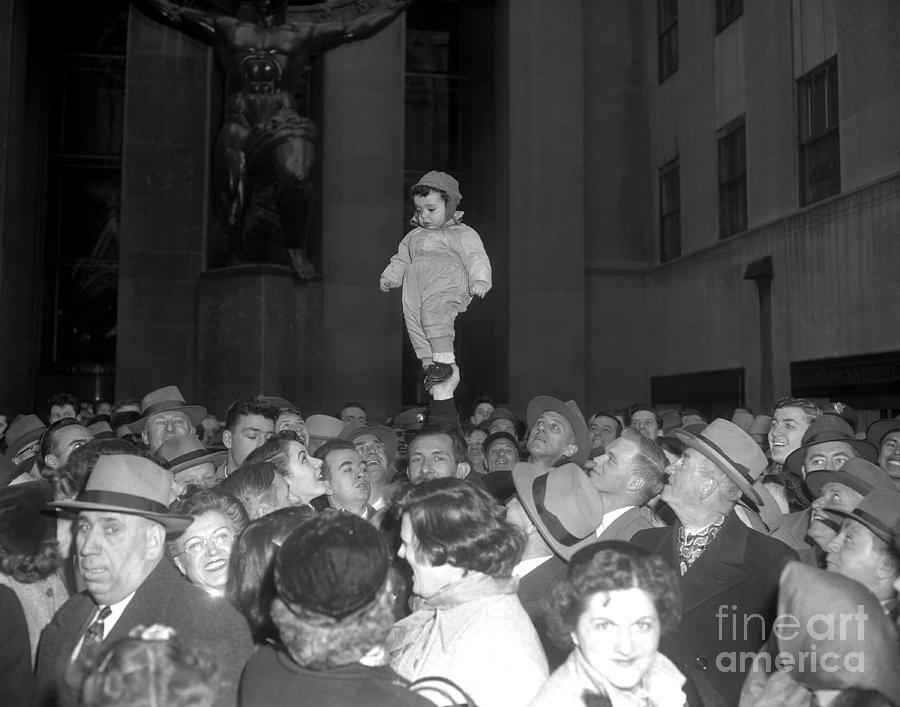 St. Patricks Day Photograph by New York Daily News Archive