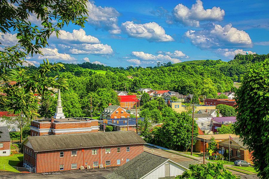 St Paul Virginia Vista by Dale R Carlson