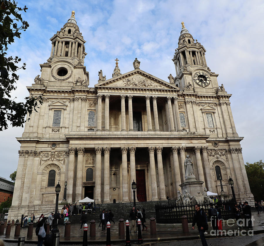 St. Pauls Cathedral by Steven Spak