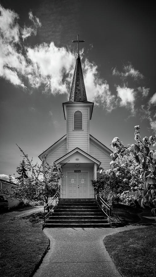 St. Paul's Catholic Church 3 by Mike Penney