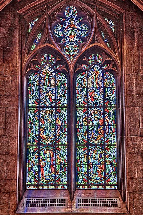 Stained Glass by Guy Whiteley