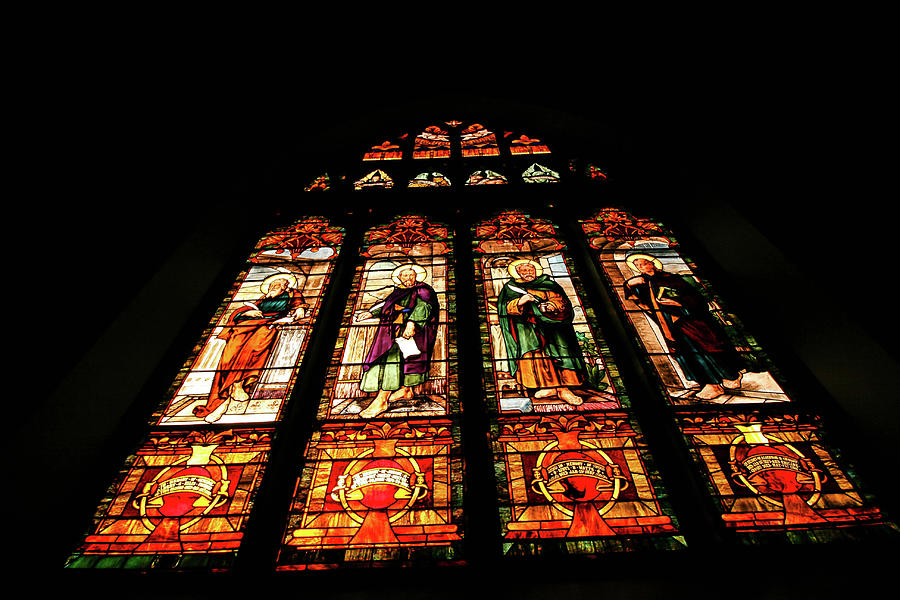 Stained Glass by Neal Nealis