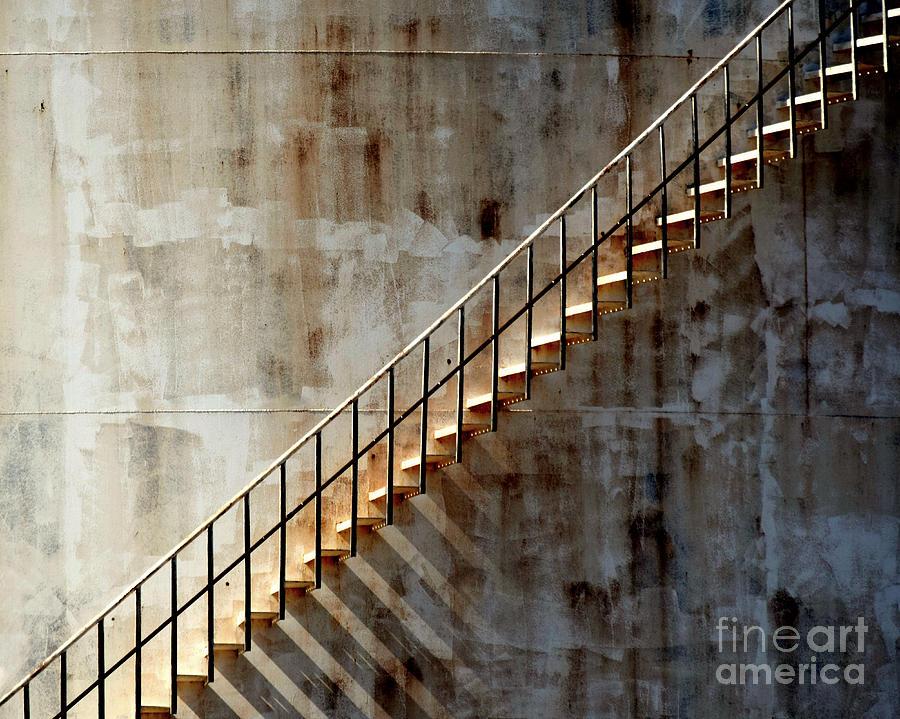 Staircase 2017 by Guntis Lauzums