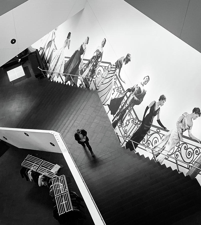 Stairs to Dior by Marilyn Hunt