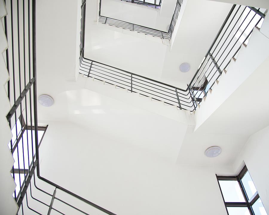 Stairway Photograph by Baona