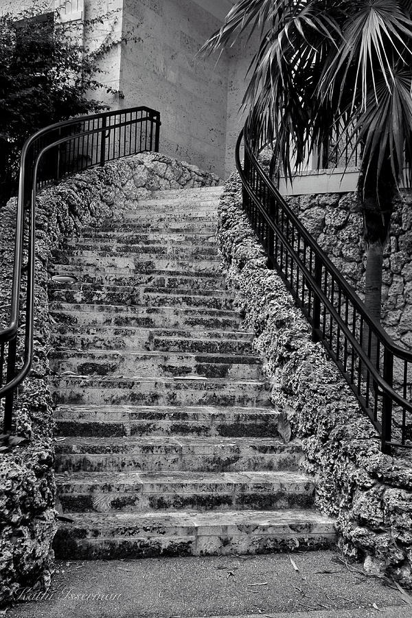 Stairway to Paradise by Kathi Isserman