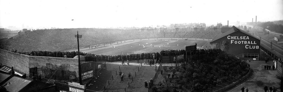 Stamford Bridge Photograph by Alfred Hind Robinson