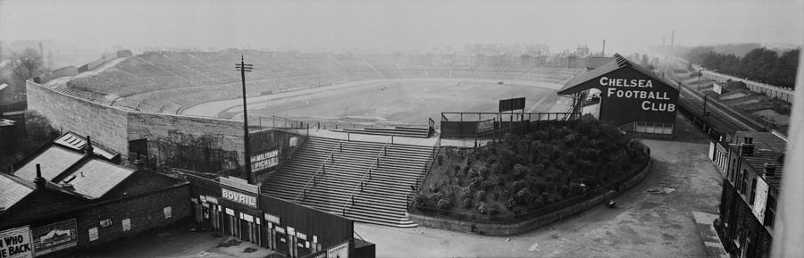 Stamford Bridge View Photograph by Alfred Hind Robinson