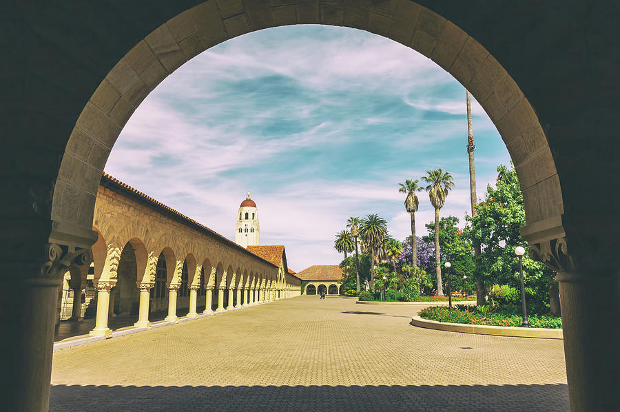 Stanford University Campus 2 by Jonathan Nguyen