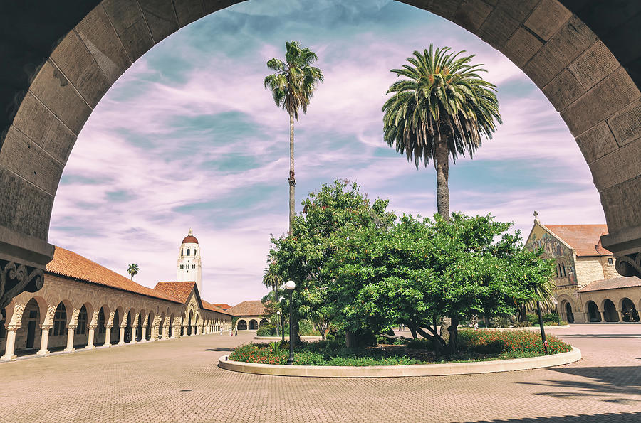 Stanford University Campus  by Jonathan Nguyen