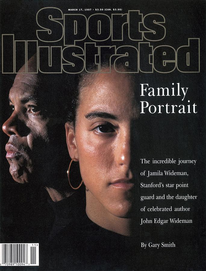 Stanford University Jamila Wideman Sports Illustrated Cover Photograph by Sports Illustrated