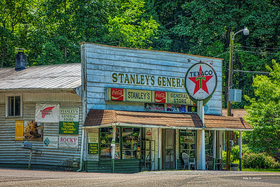Stanleys General Store by Dale R Carlson