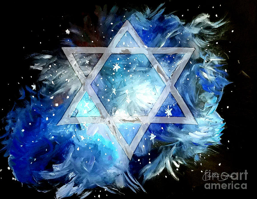 Star Of David by Curtis Sikes