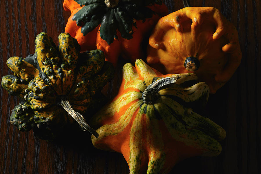 Star shaped gourds  by Cuisine at Home