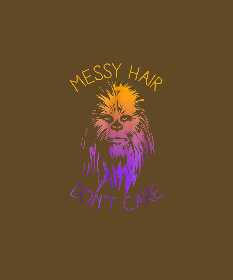 Image result for messy hair dont care star wars
