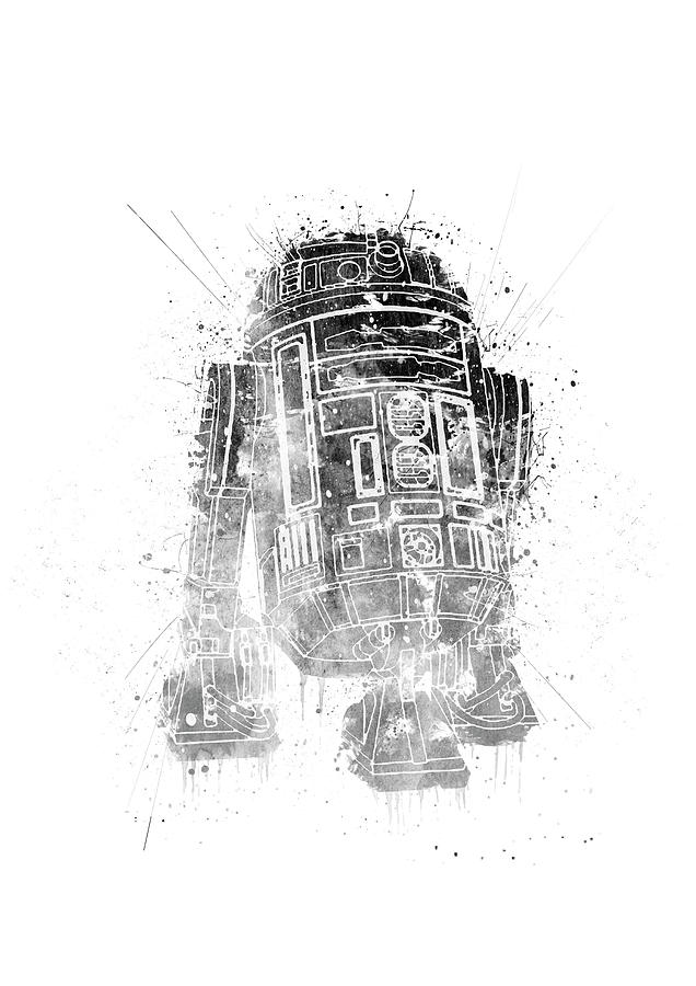 photograph about R2d2 Printable named Star Wars R2d2