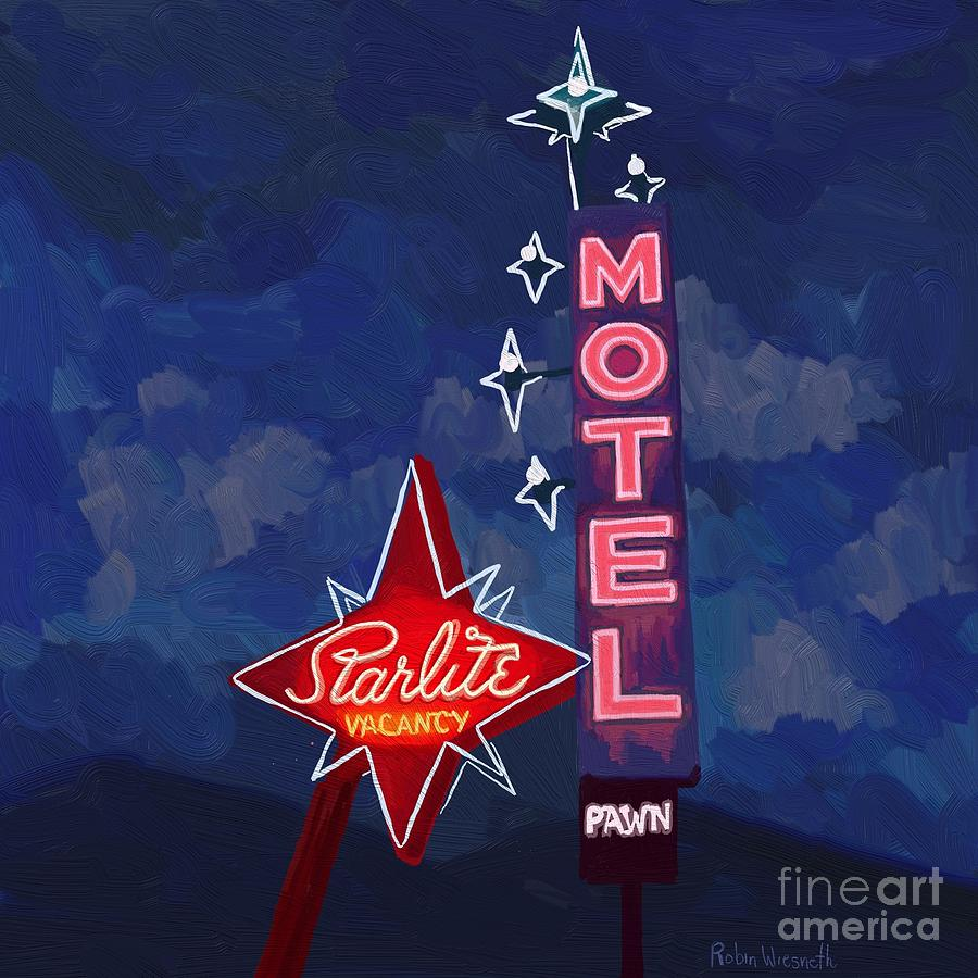 Starlight in Vegas by Robin Wiesneth