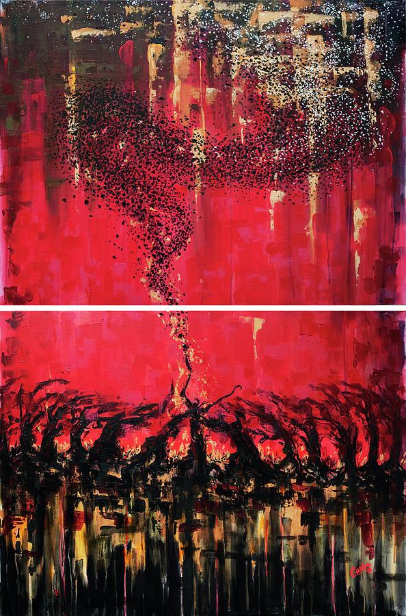 Starling, Darlings by Carlos Flores