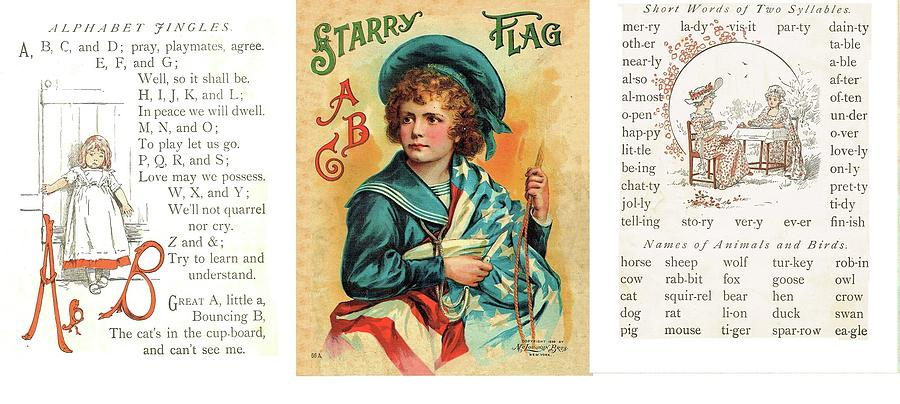 Starry Flagg Wrap a Round 3 by Reynold Jay
