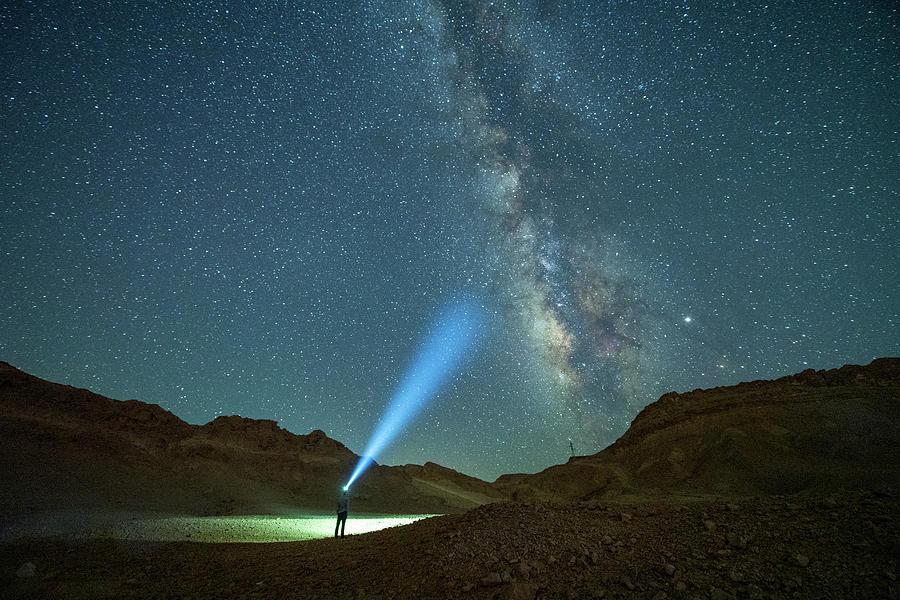 Ground Control to Major Tom... by Dubi Roman