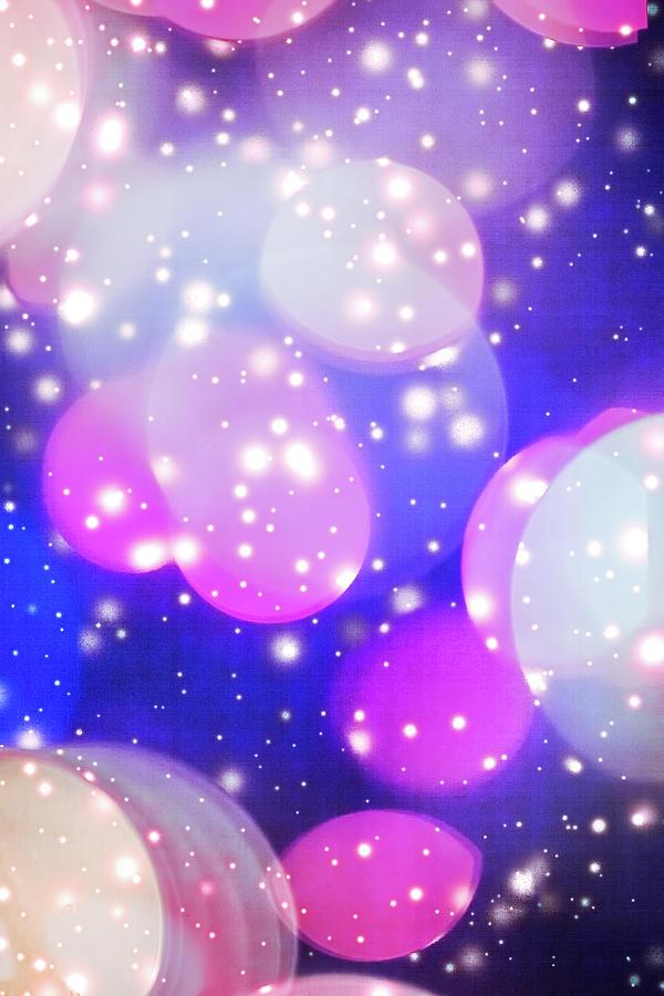 Starry Sky Lights III by Anne Leven