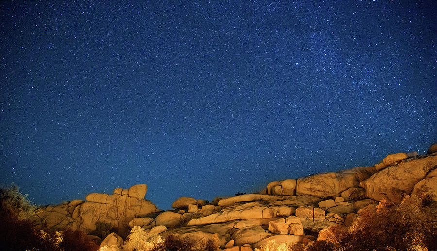 Stars and rocks by Kunal Mehra