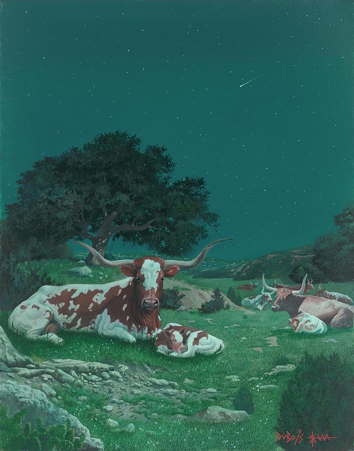 STARS OVER TEXAS by Howard DUBOIS