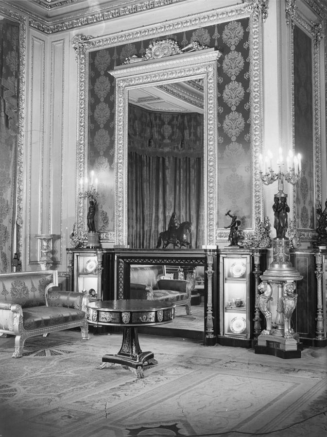 State Apartments Photograph by Arthur Tanner