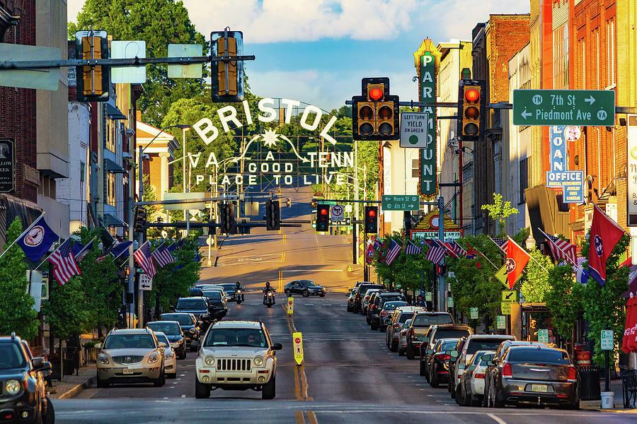 State Street Bristol TN/VA by Greg Booher