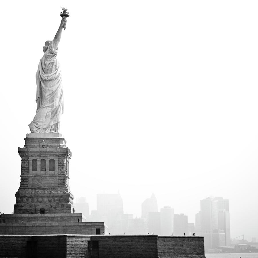 Statue Of Liberty Photograph by Image - Natasha Maiolo