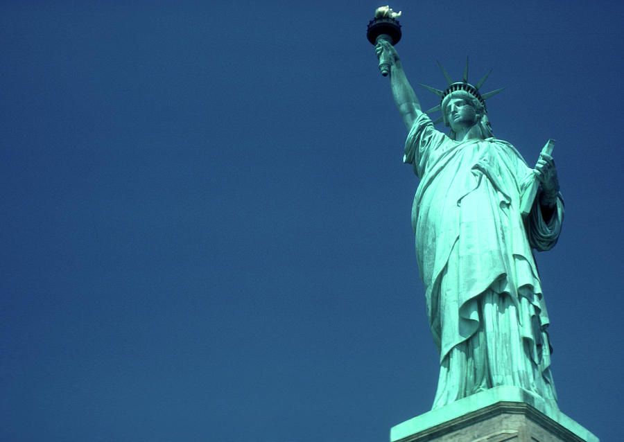 Statue Of Liberty Photograph by Lyle Leduc