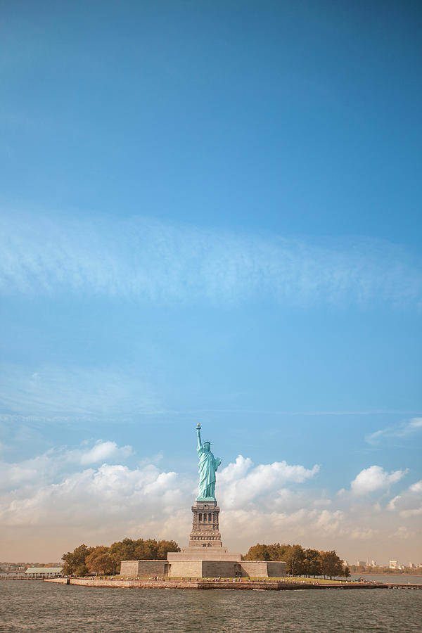 Statue Of Liberty Photograph by Merten Snijders