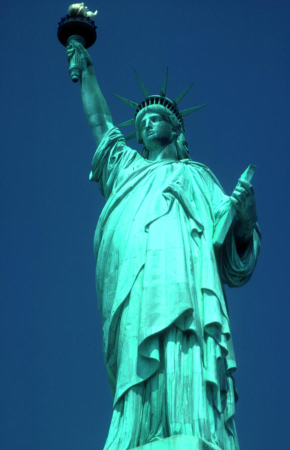 Statue Of Liberty, New York City Photograph by Lyle Leduc